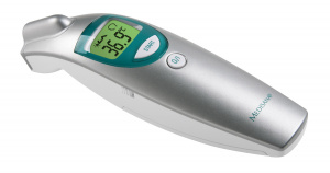 FTN | Thermometer met blue focus light