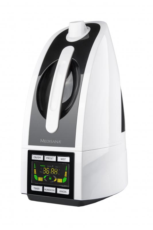 AH 665 | Luchtbevochtiger met hygrometer