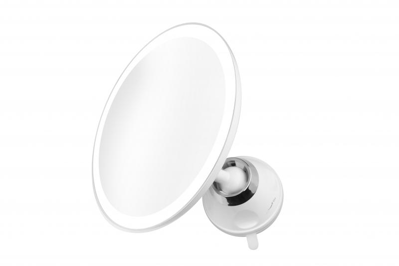 CM 850 | Cosmeticaspiegel met zuignap
