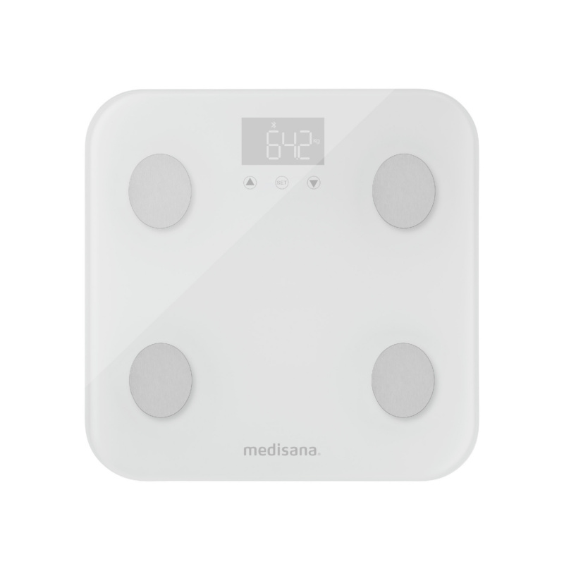 BS 600 connect | Lichaamsanalyse weegschaal met WiFi & Bluetooth