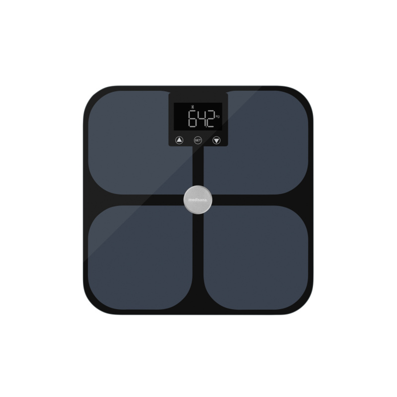 BS 652 connect | Lichaamsanalyse weegschaal met WiFi & Bluetooth