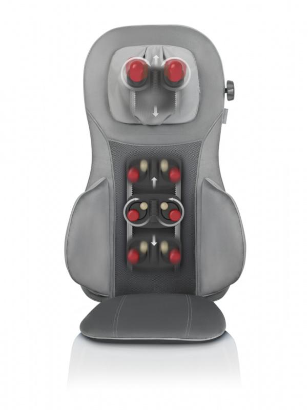 MC 825 Plus   Shiatsu-Acupressuur massagekussen