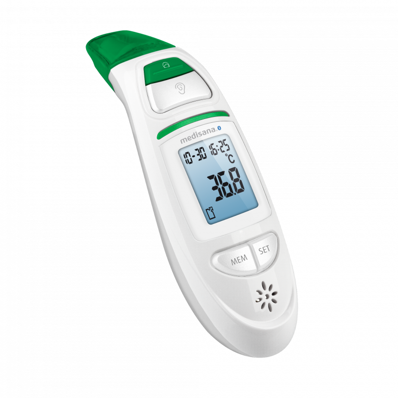 TM 750 connect | Multifunctionele infrarood thermometer