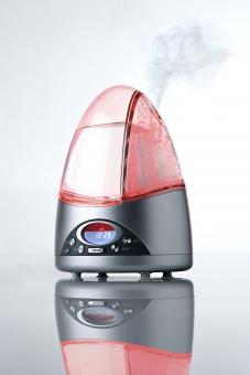 Ultrabreeze   Intensieve luchtbevochtiger met timer en voorverwarming