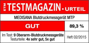 MTP | Bovenarm-bloeddrukmeter