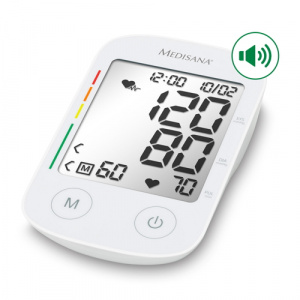 BU 535 Voice [S] | Bovenarm bloeddrukmeter